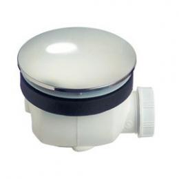 Découvrir Bonde de douche Twisto Ø90 dôme chromé