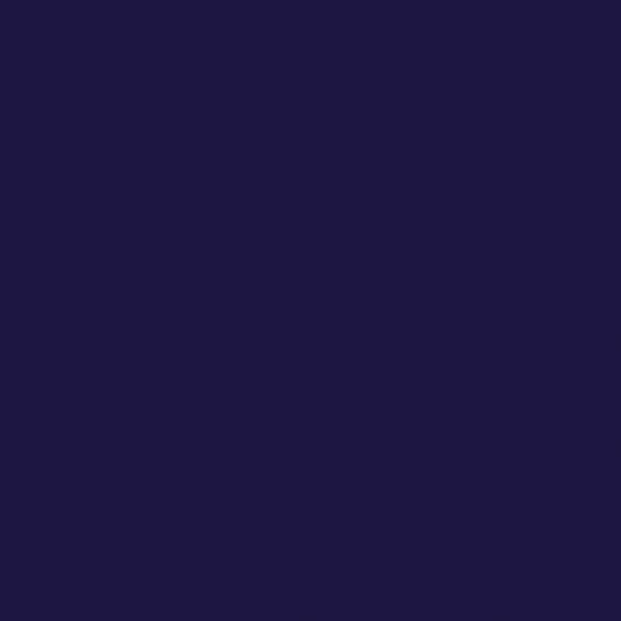 Sol Manoir cobalte 20x20 cm