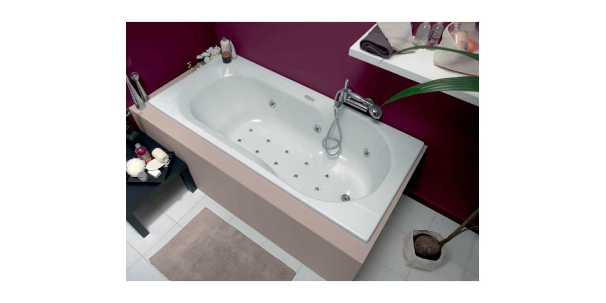 baignoire aquarine quadra baignoire design en modles dco. Black Bedroom Furniture Sets. Home Design Ideas