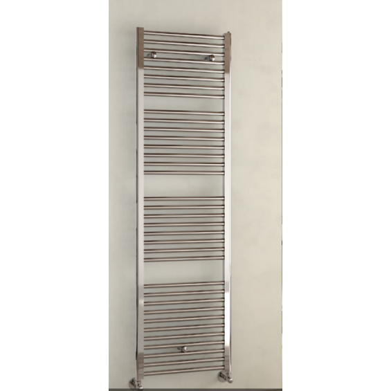 Radiateur Sèche-serviettes ARES chromé eau chaude /mixte