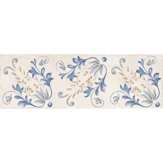 Carrelage mur métro Odessa flor almond 11*33,15 cm