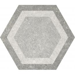Découvrir Fontenay Grey 25*25 cm