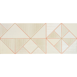 Carrelage mur Décor amazing Cream 20*50 cm