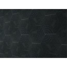 Gaudi hex Black 25x25 cm