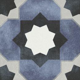 Carrelage sol effet carreaux de ciment Grant Janette 15*15 cm