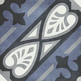 Carrelage sol effet carreaux de ciment Grant Camille 15*15 cm