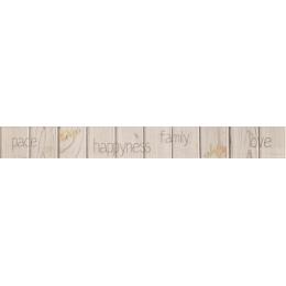 Découvrir Frise Graphiti Moka 4,6*40 cm