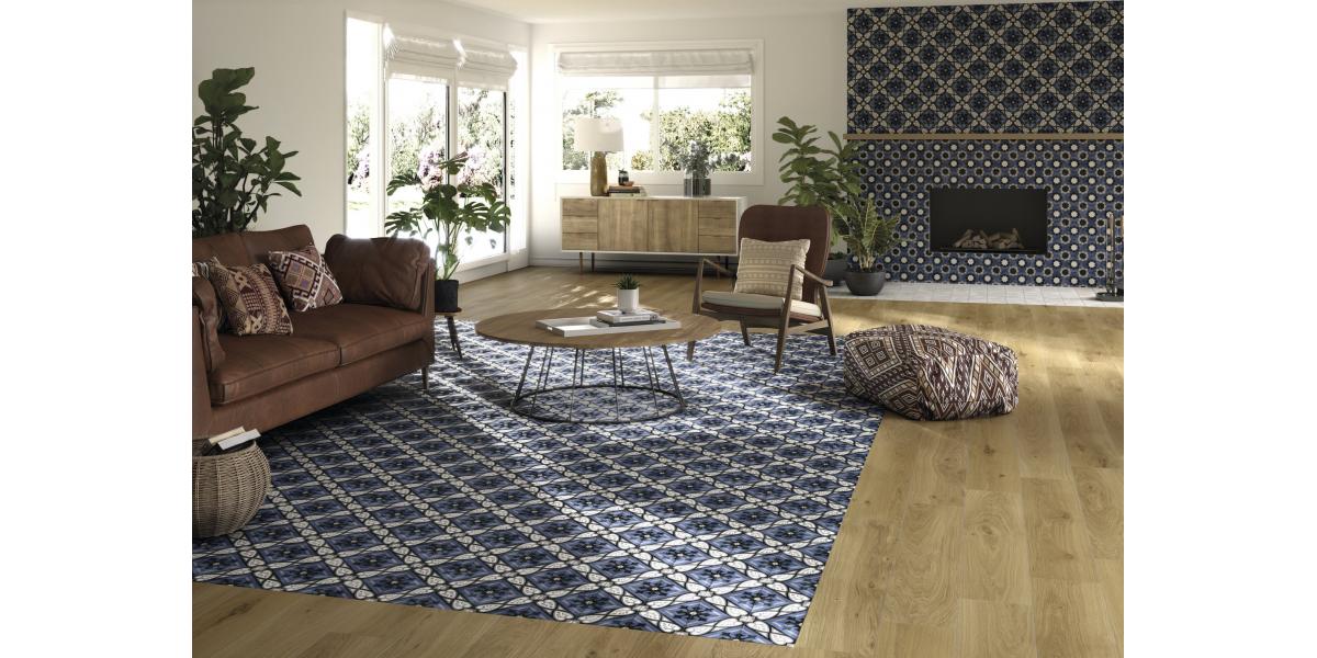 vente carreaux ciment grant camille 15 15 cm. Black Bedroom Furniture Sets. Home Design Ideas
