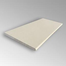 Découvrir Margelle piscine Row crema 30x61 cm