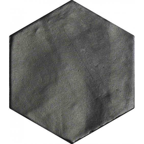 Zellige nomade black 13*13 cm