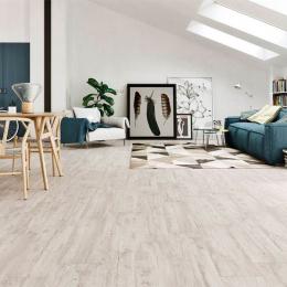 Carrelage sol imitation parquet Séquoia white 30*120 cm