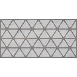 Carrelage mur Yoga relief marengo 25*50