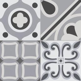 Découvrir Manzanillo black 33,15*33,15 cm