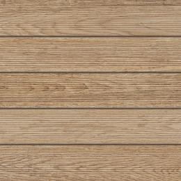 Carrelage sol extérieur effet bois Tek miel R11 45*45 cm