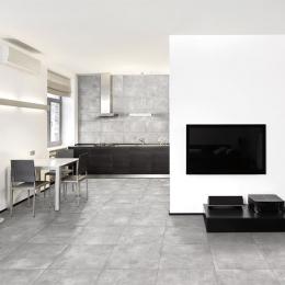 Carrelage sol moderne Tech grigio 60*60 cm
