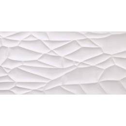 Carrelage mur Polar mojave white mate 30*90 cm