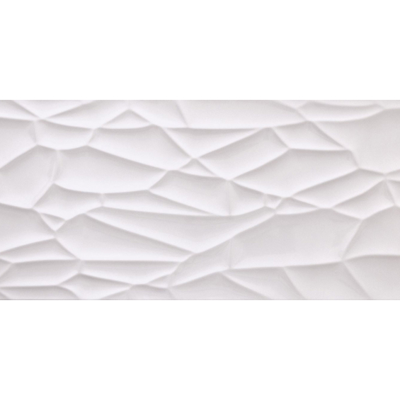 carrelage salle de bain blanc vague 30 x 90 cm