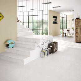 Carrelage sol moderne Don Angelo white 60*60 cm