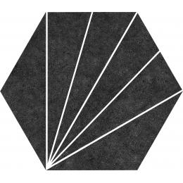 Découvrir khéops nero 25*25 cm