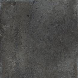 Carrelage sol effet pierre Calcaria Coal 60*60 cm
