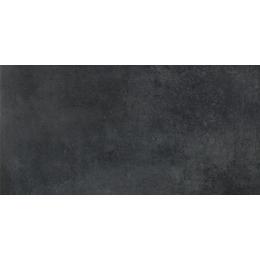 Carrelage sol effet Béton ciré antracita 30*60 cm