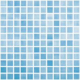 Découvrir Bleu turquoise 31.5x31.5 cm