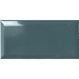 Découvrir Metro bleue 7,5*15 biseauté