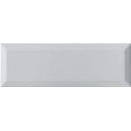 Découvrir Metro gris 10*30 biseauté