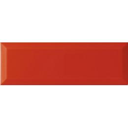 Découvrir Metro rojo 10*30 biseauté