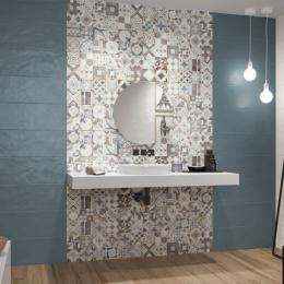 Carrelage mur Colors gris 25*75