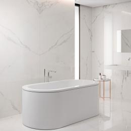 Luxury Blanco 100*100 cm