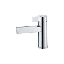 Découvrir Mitigeur lavabo Bridge chrome / blanc