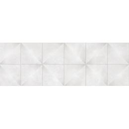 Découvrir Décor Carat Rombo White 20*60 cm