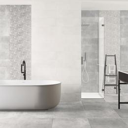 Carrelage mur Carat white 20*60 cm