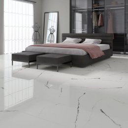 Carrelage sol poli effet marbre Corsi 30*60 cm