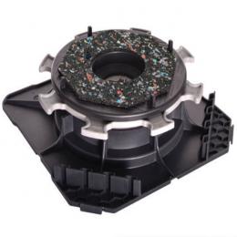 Découvrir Plots Cleman autonivelant 40/55 mm (20 pièces) Jouplast