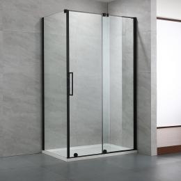 Découvrir Portes de douche d'angle coulissante Benicassim
