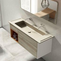 Découvrir Vasque simple Selene Cuve XXL centrée