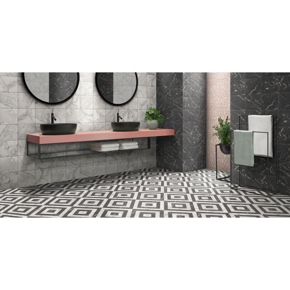 Hausseman décor dark 20*20 cm