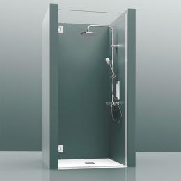 Découvrir Portes de douche pivotante Teddy