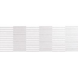 Carrelage mur Décor Urban wonder blanco 25*75 cm