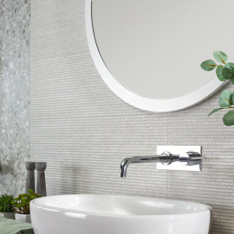 Carrelage mur Grano owen gris 25*75 cm