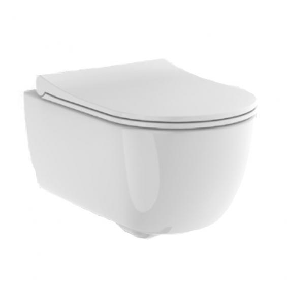Cuvette suspendue WC First blanc brillant