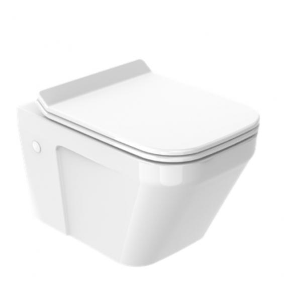 Cuvette suspendue WC Acapulco blanc brillant
