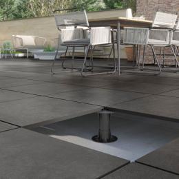 Design 2.0 antracite R11 60*60 cm