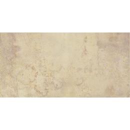 Carrelage sol effet métal Magnétik beige 29.7*59.5 cm