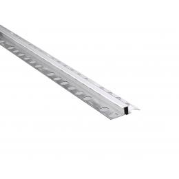 Joints de dilatation en aluminium et EPDM
