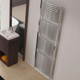 Découvrir Radiateur Sèche-serviettes VENUS chromé eau chaude / mixte