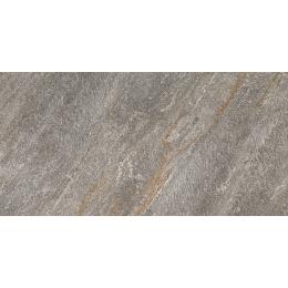 Dalle extérieur effet pierre Hook Grigio R11 60*120 cm