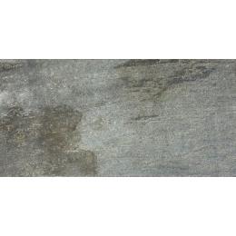 Carrelage sol extérieur effet pierre Futura mutlicolors R11 30*60,4 cm